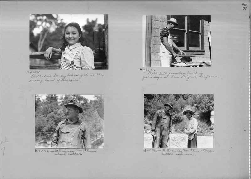 Mission Photograph Album - Rural #07 Page_0071