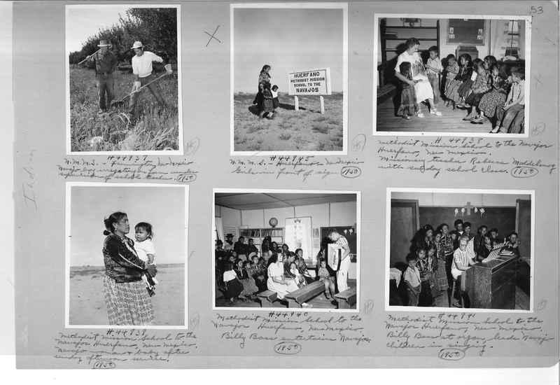 Mission Photograph Albums - Indians #3 Page_0053