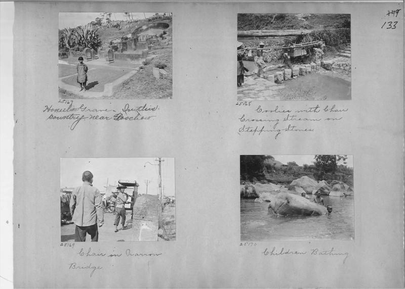 Mission Photograph Album - China #7 page 0133