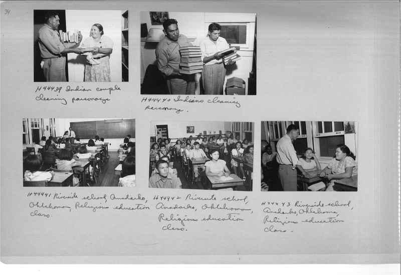 Mission Photograph Albums - Indians #3 Page_0034