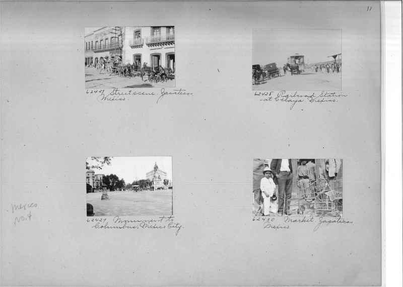 Mission Photograph Album - Mexico #04 page 0011