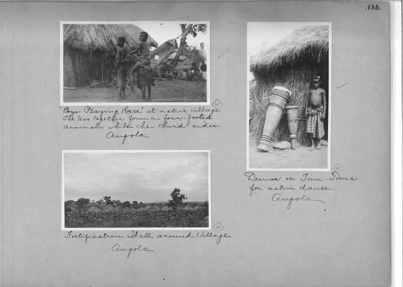 Mission Photograph Album - Africa - Madeira O.P. #1 page 0133