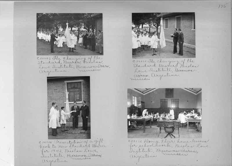 Misson Photograph Album - South America #8 page 0175