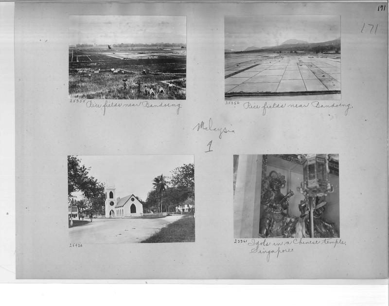 Mission Photograph Album - Malaysia #1 page 0171