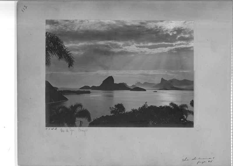 Mission Photograph Album - South America O.P. #1 page 0112