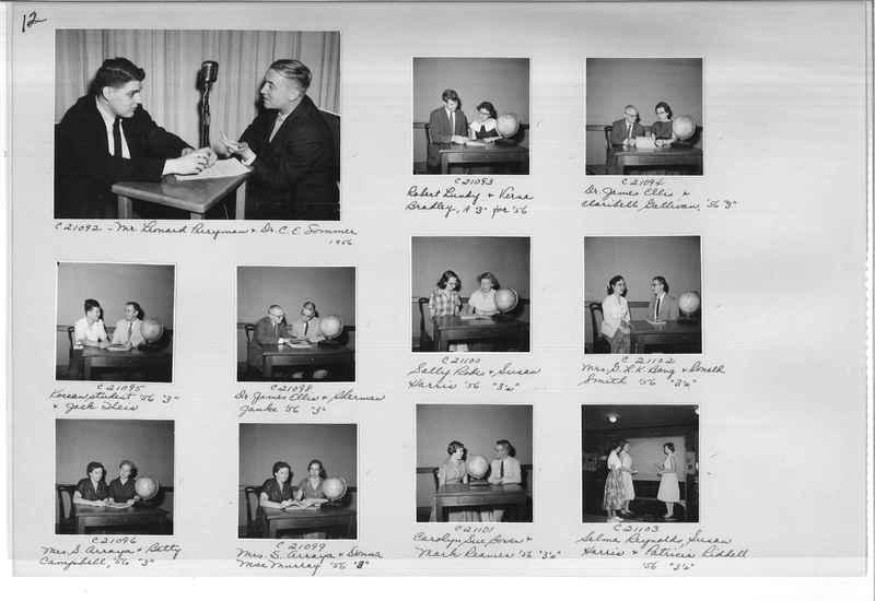 Mission Photograph Album - Portraits #10 Page 0012