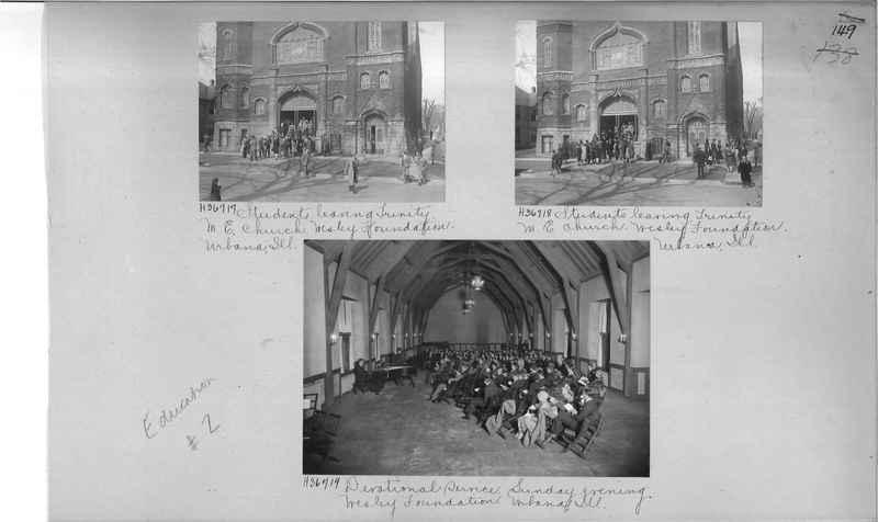Mission Photograph Album - Education #2 page 0149
