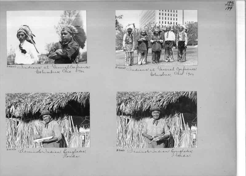 Mission Photograph Album - Indians #2 page_0199
