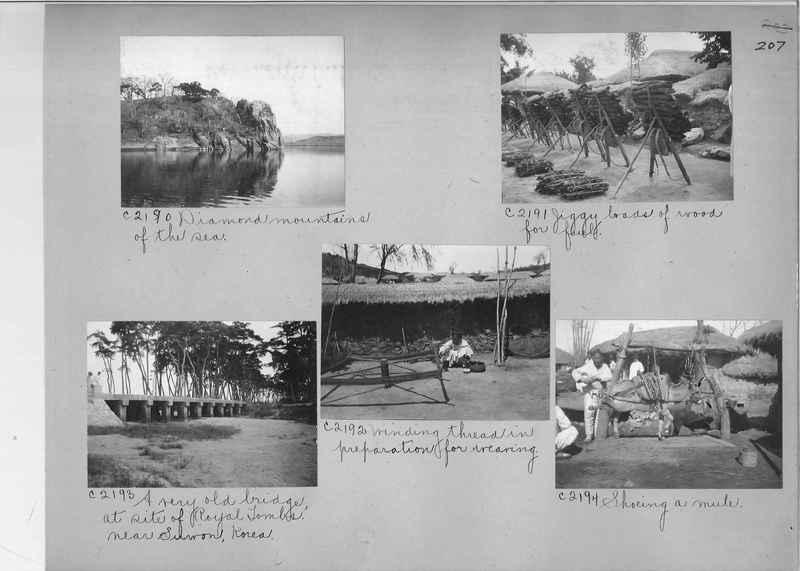 Mission Photograph Album - Korea #5 page 0207