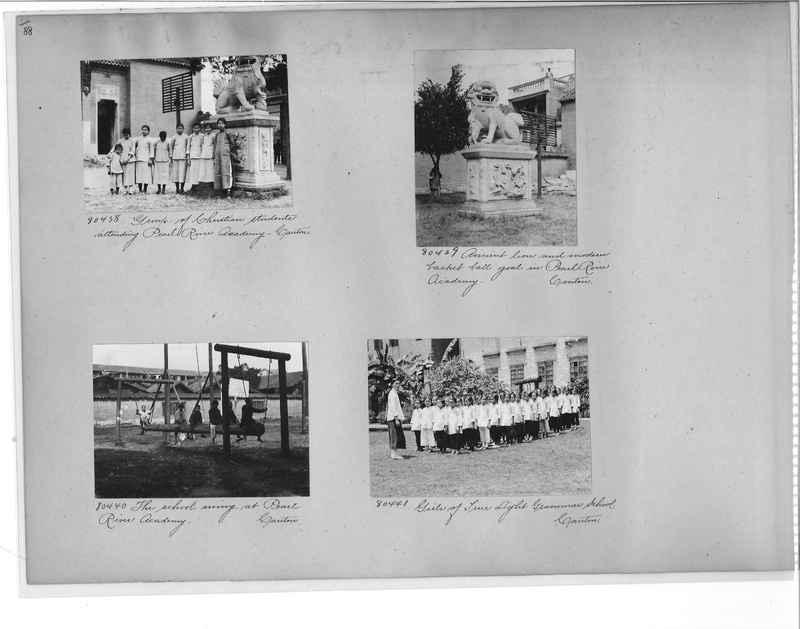 Mission Photograph Album - China #10 pg. 0088