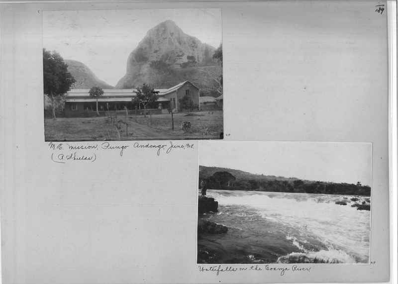 Mission Photograph Album - Africa - Madeira O.P. #1 page 0189