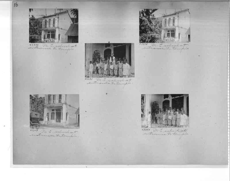 Mission Photograph Album - Malaysia #5 page 0016