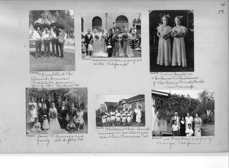 Mission Photograph Album - Latin America #2 page 0073