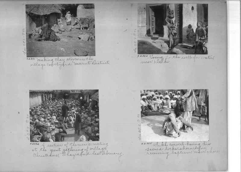 Mission Photograph Album - India #03 page_0171
