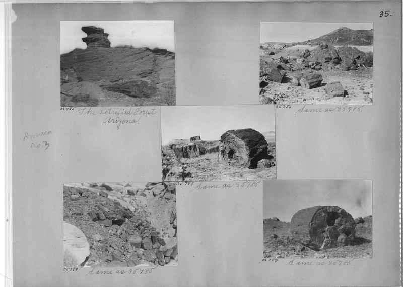 Mission Photograph Album - America #3 page 0035