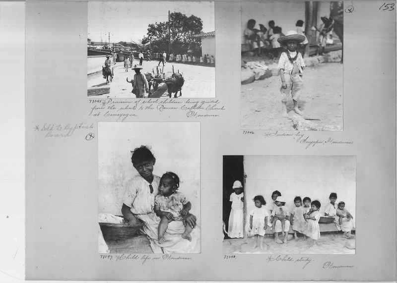 Mission Photograph Album - Panama #03 page 0153