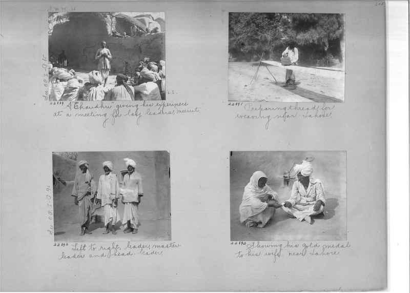 Mission Photograph Album - India #03 page_0173