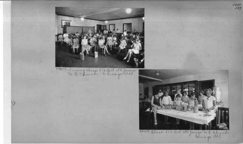 Mission Photograph Album - Religious Education #1 page 0107