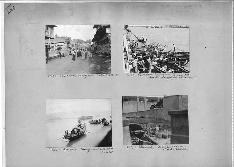 Mission Photograph Album - Burma #1 page 0228