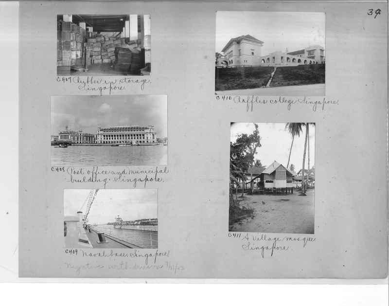 Mission Photograph Album - Malaysia #7 page 0039