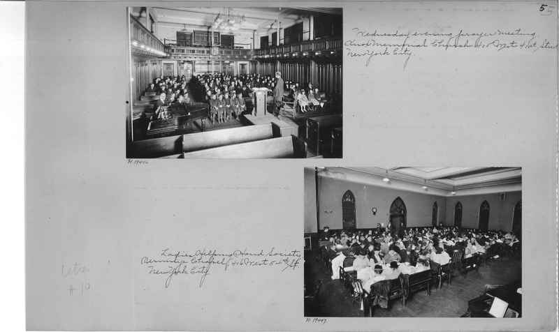 Mission Photograph Album - Cities #10 page 0005