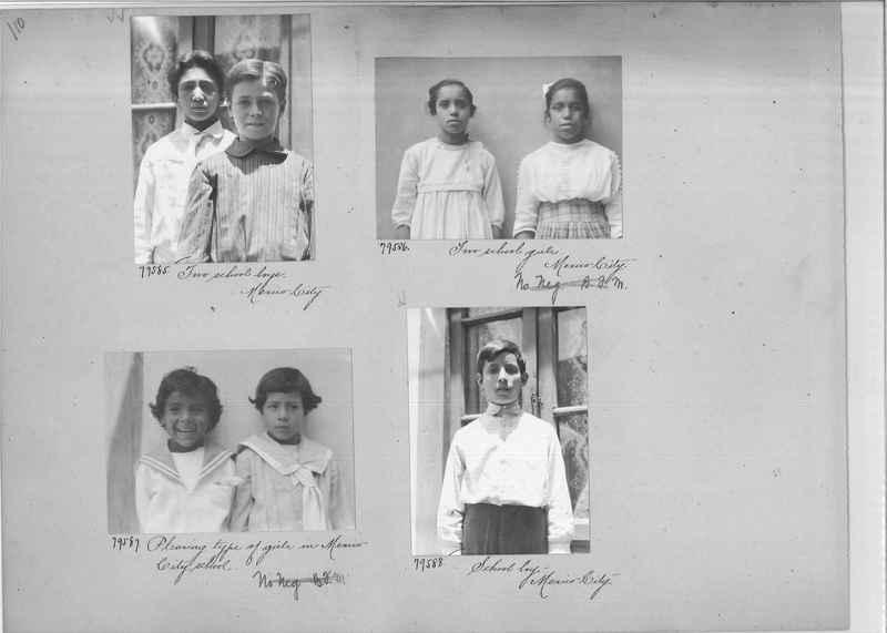 Mission Photograph Album - Mexico #06 page 0110
