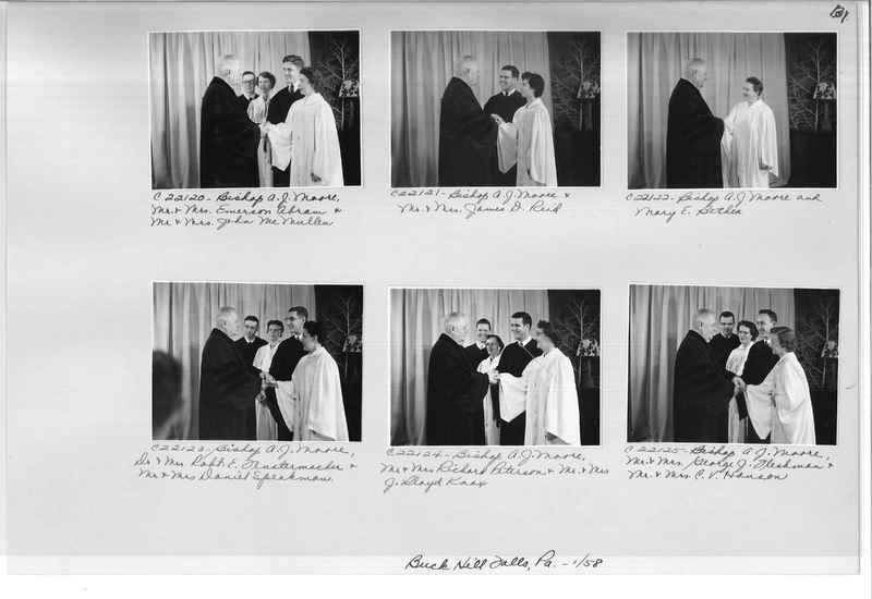 Mission Photograph Album - Portraits #10 Page 0131