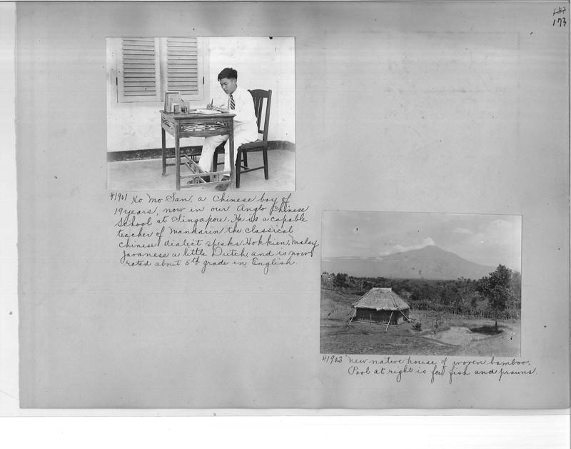 Mission Photograph Album - Malaysia #2 page 0173