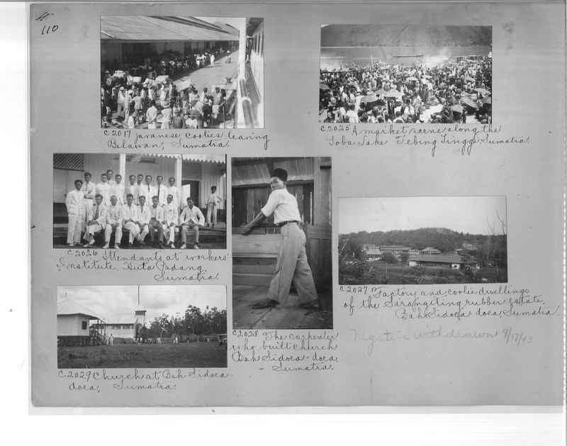 Mission Photograph Album - Malaysia #7 page 0110