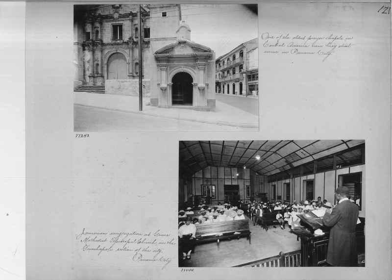Mission Photograph Album - Panama #03 page 0121