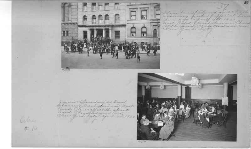 Mission Photograph Album - Cities #10 page 0033