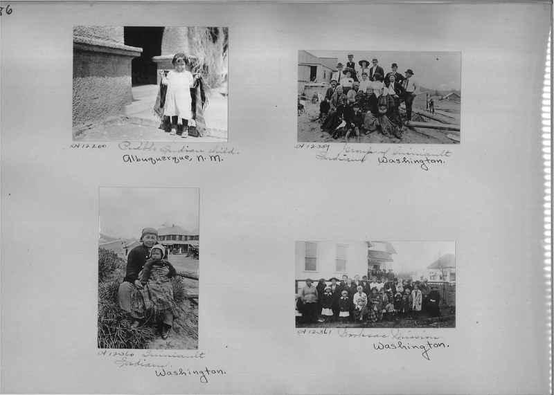 Mission Photograph Albums - Indians #1 page 0186