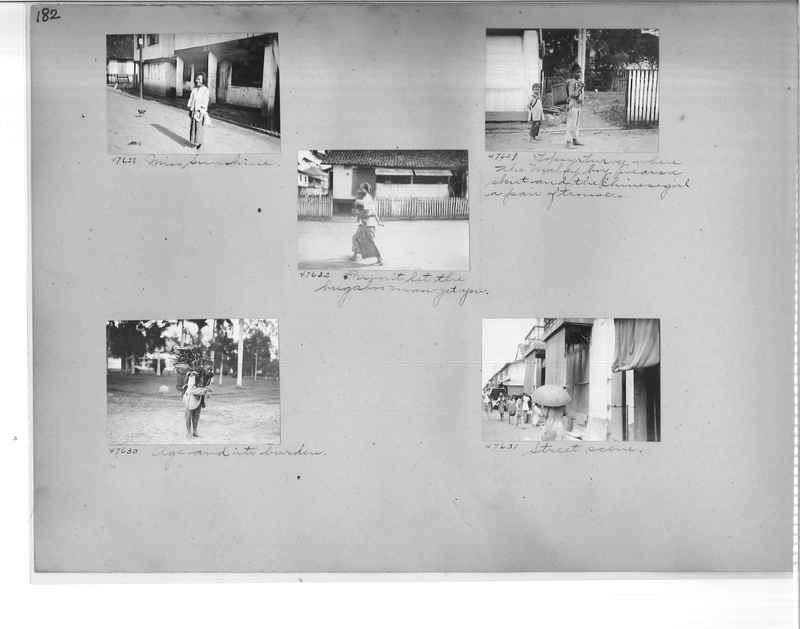 Mission Photograph Album - Malaysia #4 page 0182