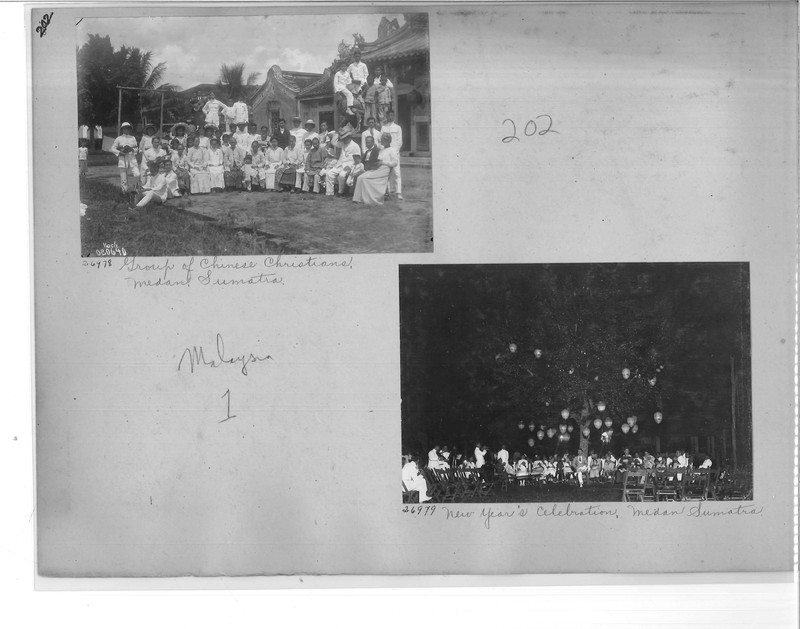 Mission Photograph Album - Malaysia #1 page 0202