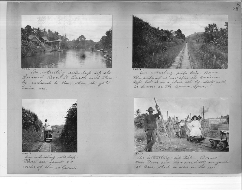 Mission Photograph Album - Malaysia #2 page 0215