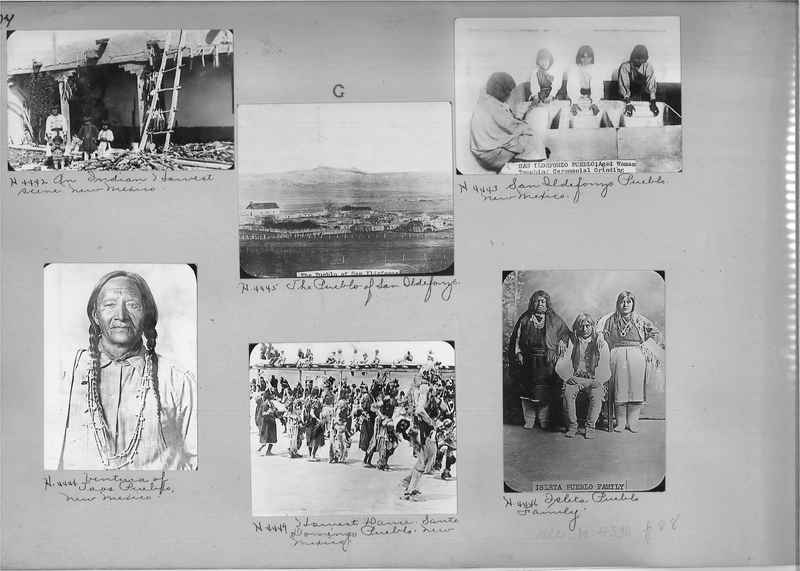 Mission Photograph Albums - Indians #1 page 0104