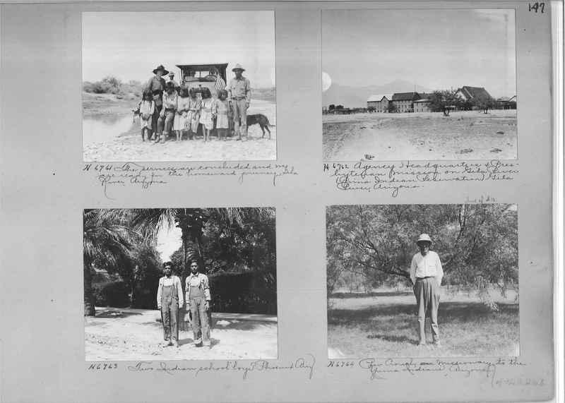 Mission Photograph Albums - Indians #1 page 0147