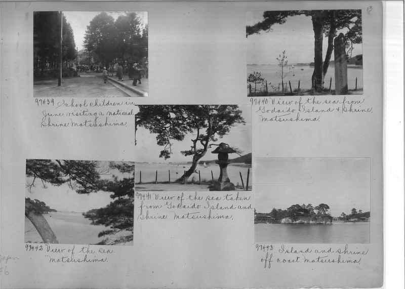 Mission Photograph Album - Japan #06 Page 0013
