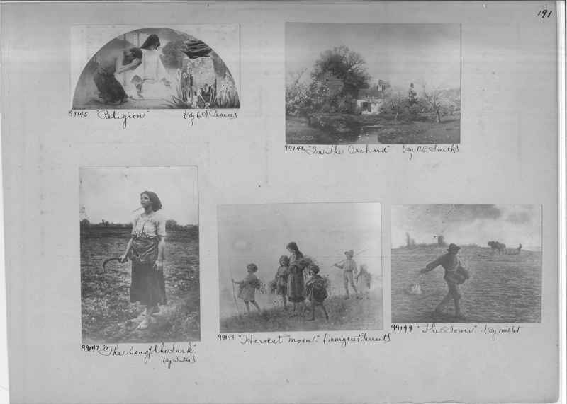 Mission Photograph Album - Miscellaneous #02 Page 0191