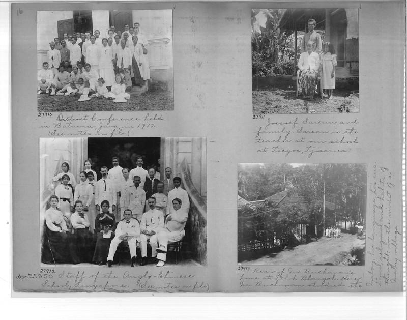 Mission Photograph Album - Malaysia #2 page 0016