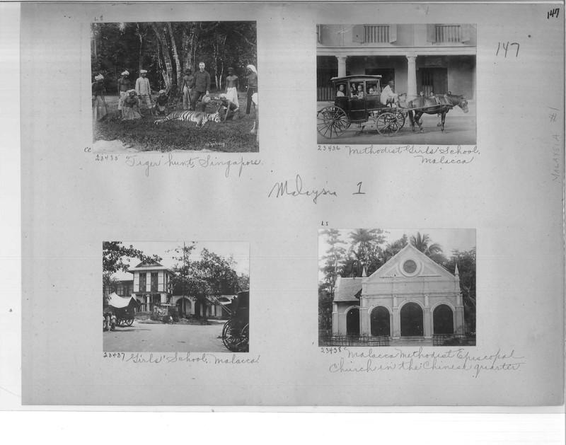 Mission Photograph Album - Malaysia #1 page 0147