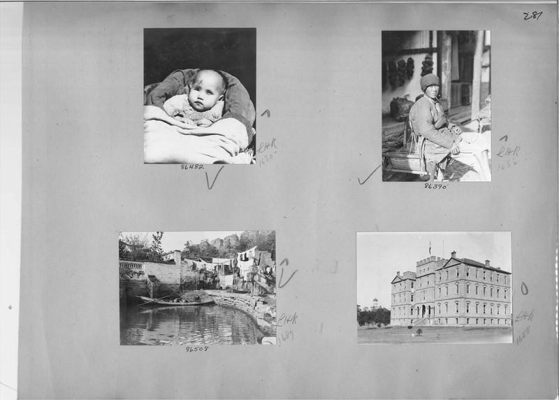 Mission Photograph Album - China #19 page 0281