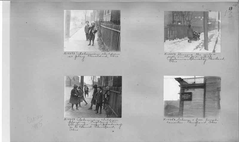 Mission Photograph Album - Cities #5 page 0013