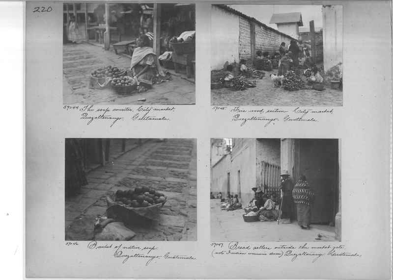Mission Photograph Album - Panama #02 page 0220