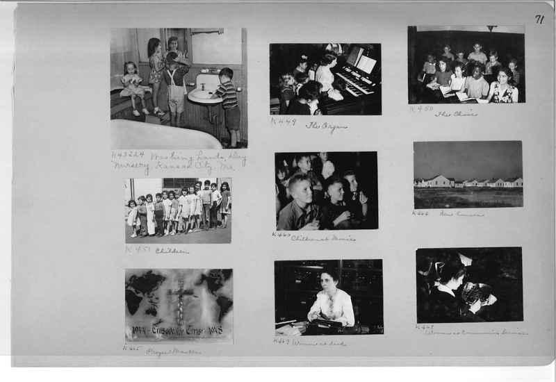 Mission Photograph Album - Cities #18 page 0071