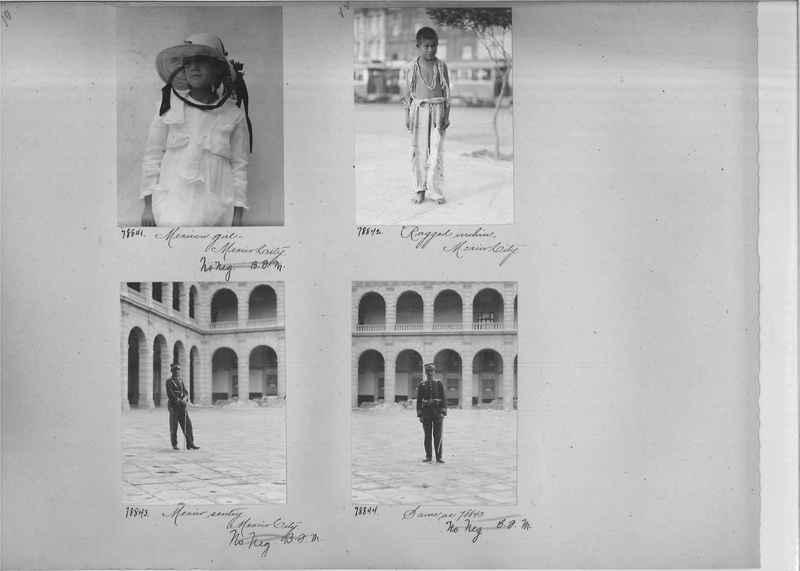 Mission Photograph Album - Mexico #06 page 0010
