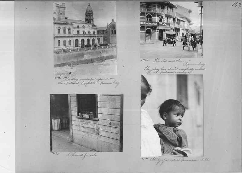 Mission Photograph Album - Panama #03 page 0163