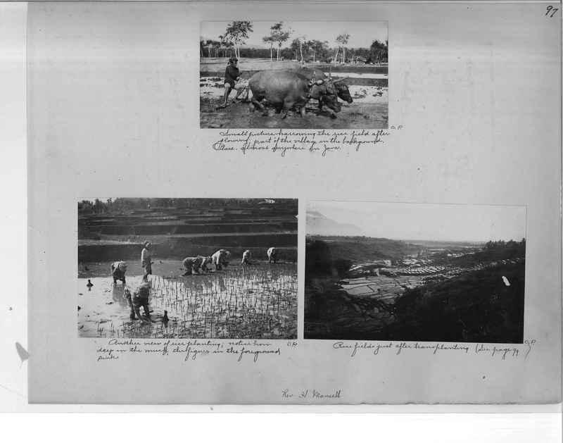 Mission Photograph Album - Malaysia O.P. #1 page 0097