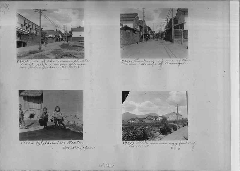 Mission Photograph Album - Japan #04 Page 0034