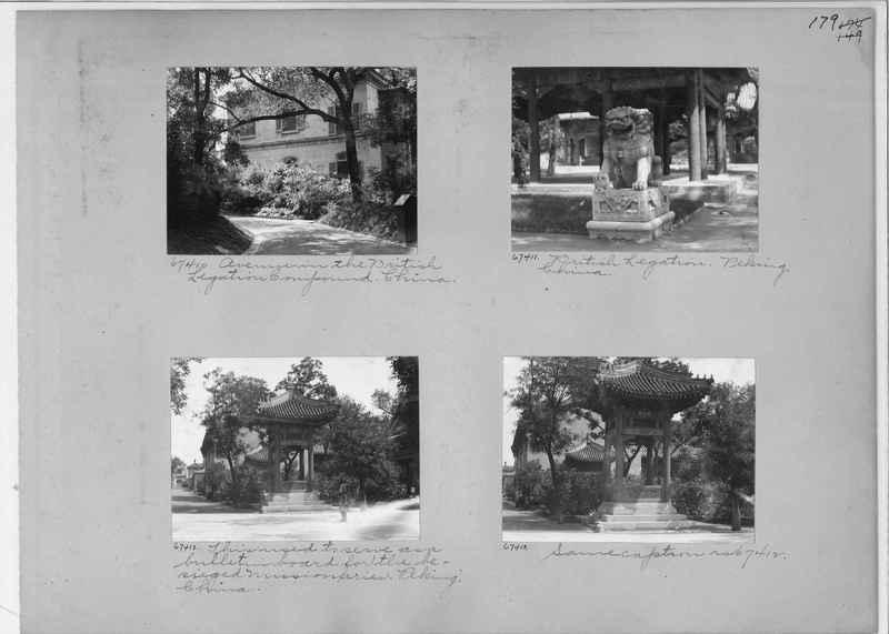 Mission Photograph Album - China #9 page 0179
